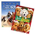 Hundefilmene Storm og Jagten på julehunden