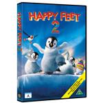 Happy Feet 2 på DVD