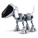 amerikansk robothund